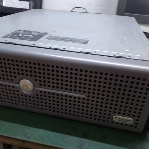 storage dell powervault md1000 sas sem gavetas ate 15 hds