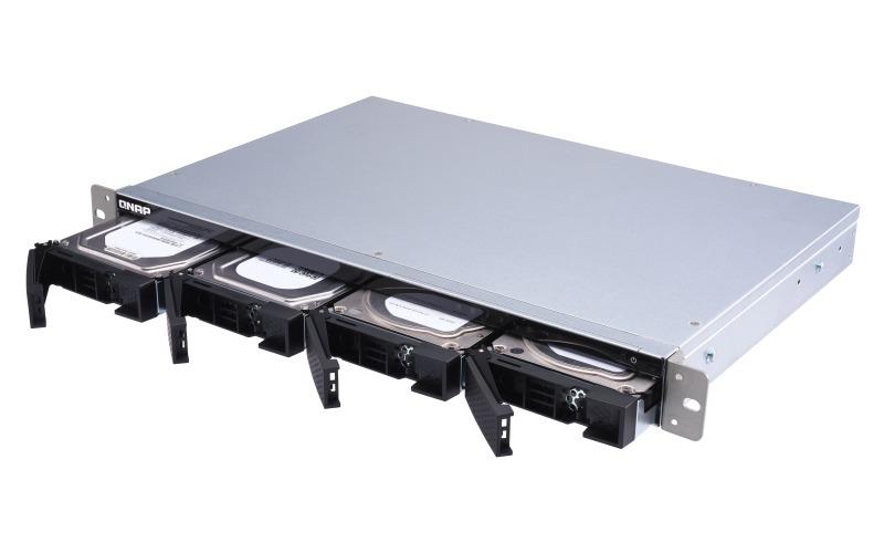 Storage Para Rack Qnap 4 Baias Ts-431xeu -8gb-spf+