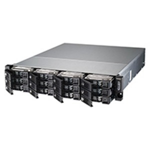 Storage Qnap Nas-12 Tvs-1271u-rp 12 Baias