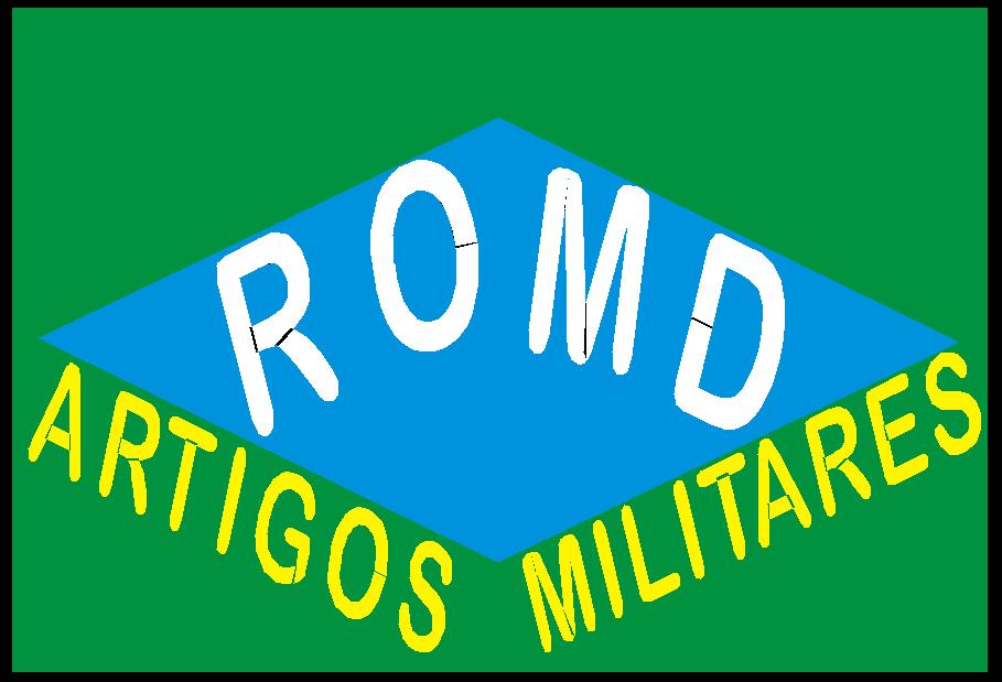 ROMD ARTIGOS MILITARES