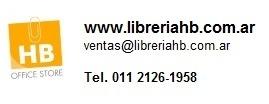 HB Office Store - PARA PRESUPUESTOS: ventas@libreriahb.com.ar