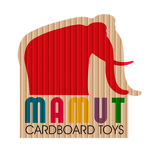 Mamut Cardboard Toys