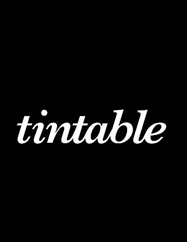EDITORIAL TINTABLE