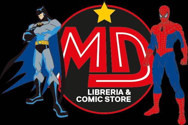 LIBRERIA MD y Comic Store