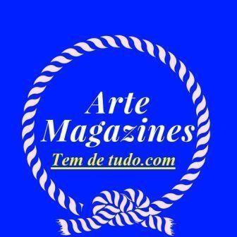 ARTE MAGAZINES Tem de Tudo.com