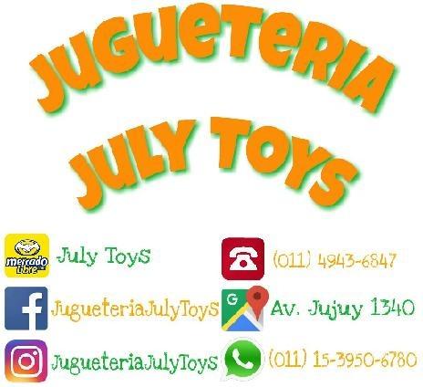 JULYTOYS S.A.