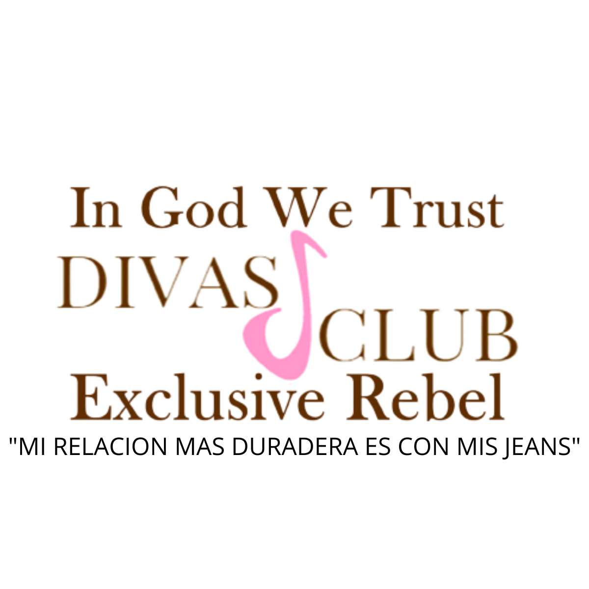Divas Club Jean