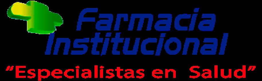 FARMACIA INSTITUCIONAL