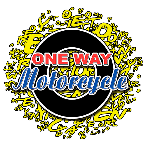 ONE WAY MOTORCYCLE