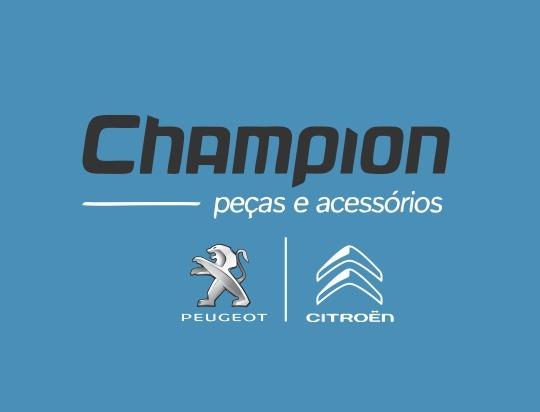 Champion Peugeot e Citroën