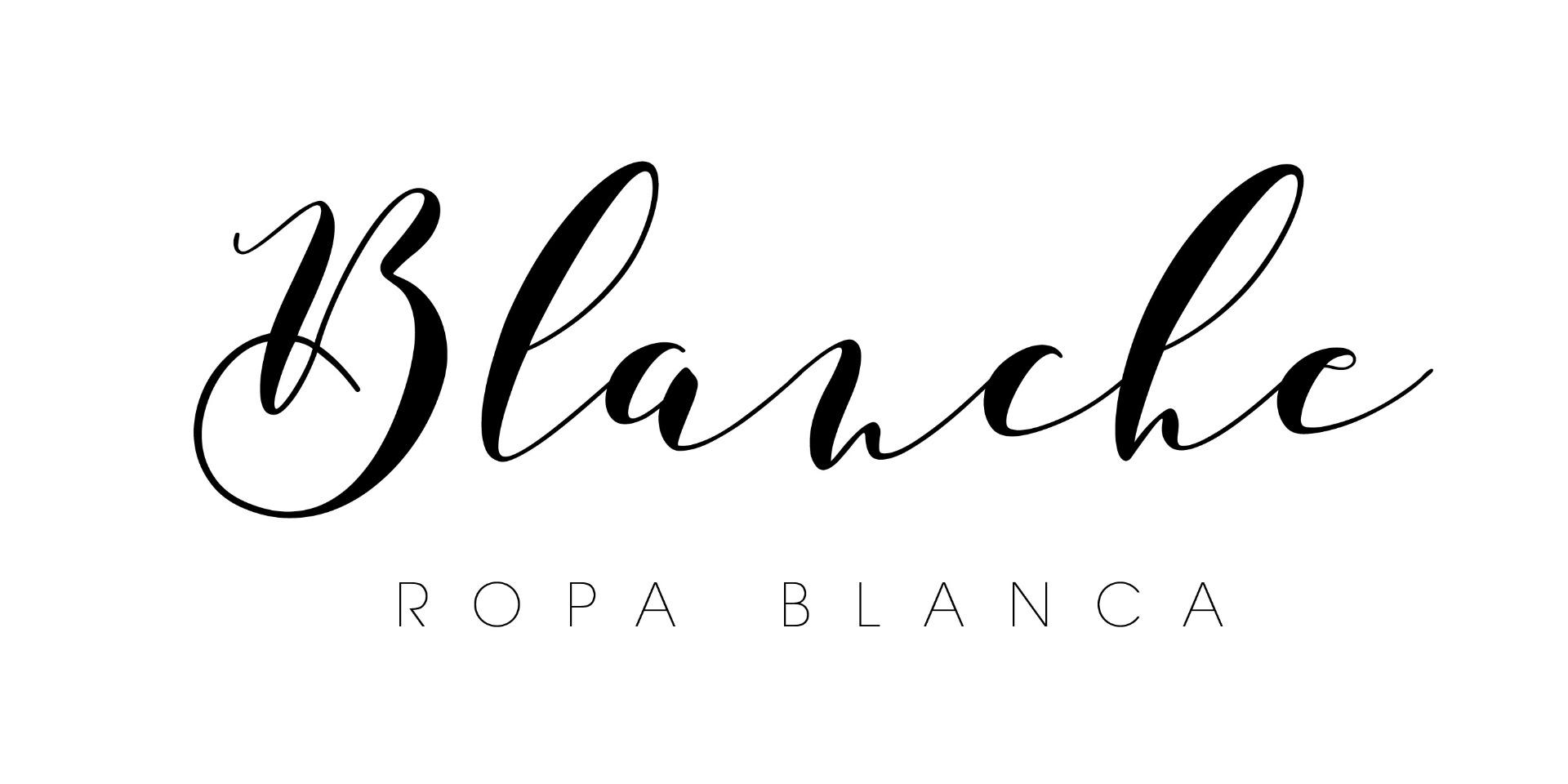 BLANCHE.ROPABLANCA