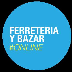 FERRETERÍA Y BAZAR ON LINE
