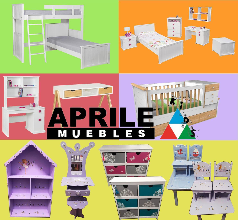 Aprile Kids Muebles Infantiles