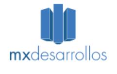 Logo de  Mxdesarrollos