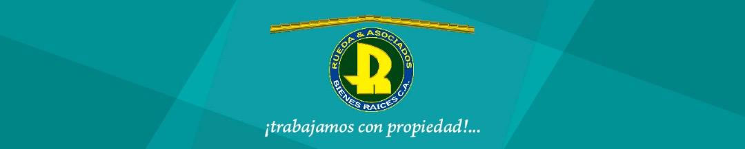 Logo de  Ruedayasociadosbienesraíces