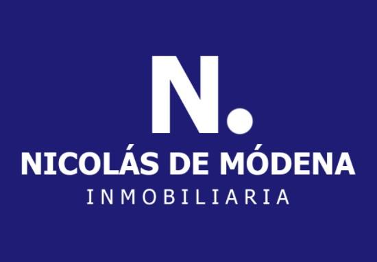 Logo de  Inmobiliaria Nicolas De Modena