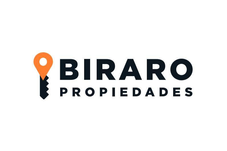 Logo de  Biraro Propiedades
