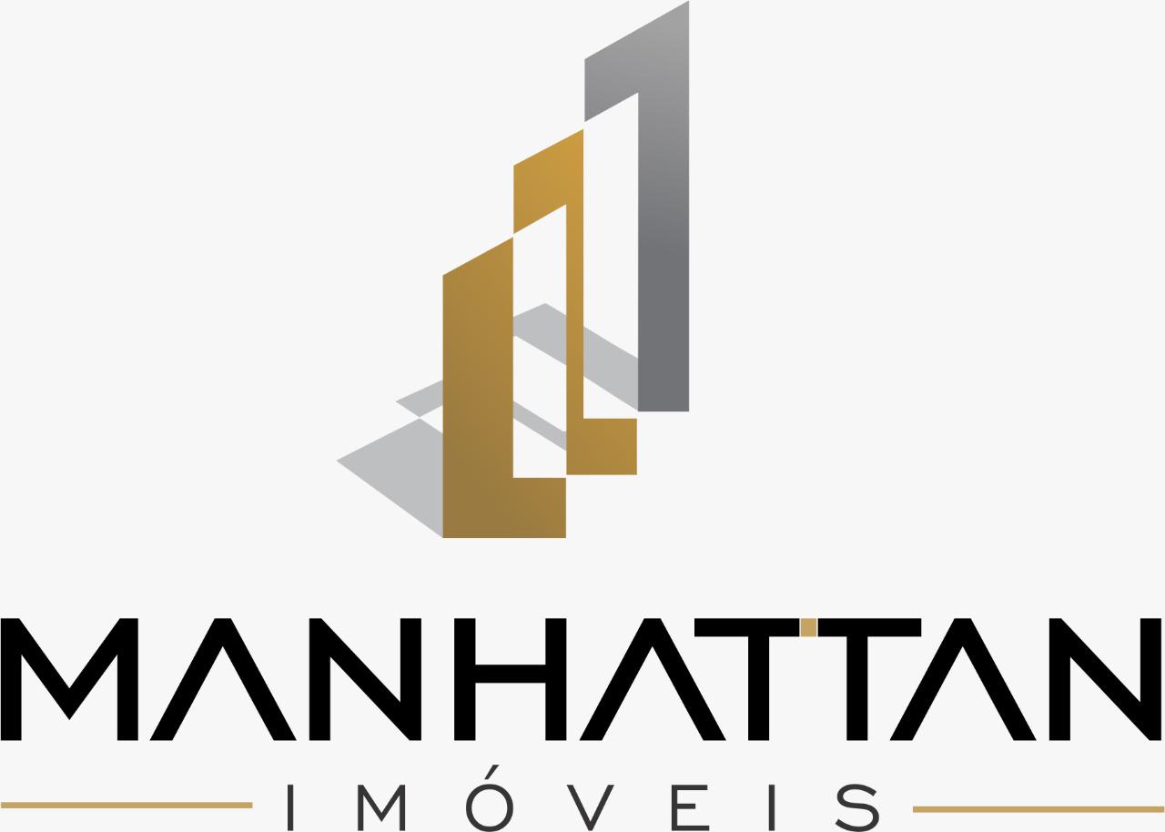 Logotipo de  Manhattan Imóveis
