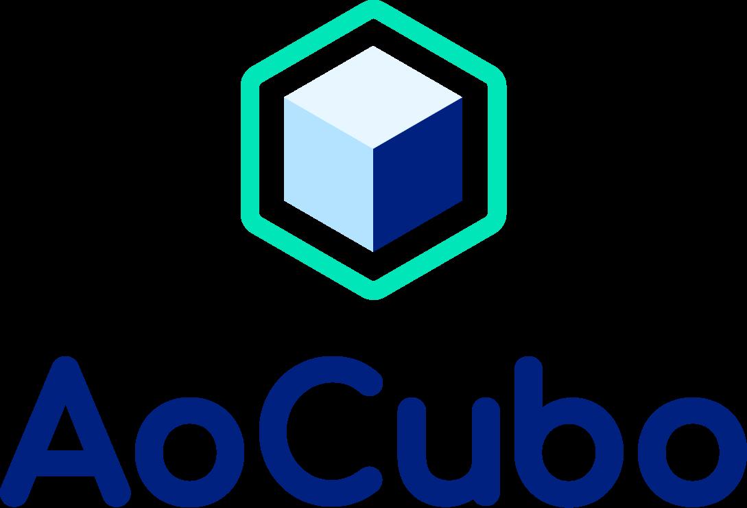Logotipo de  Aocubo Imobiliaria