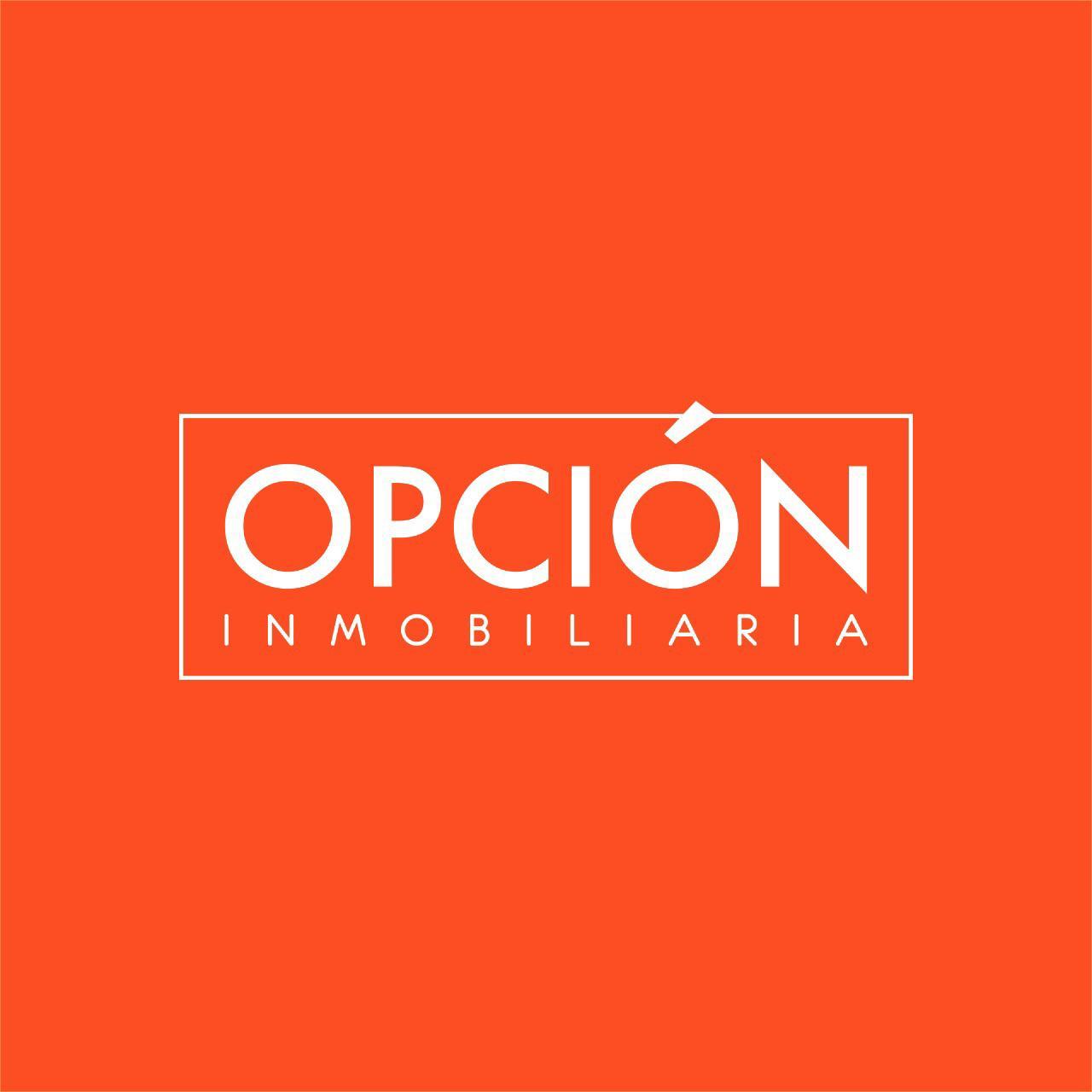 Logo de  Opcion Inmobiliaria