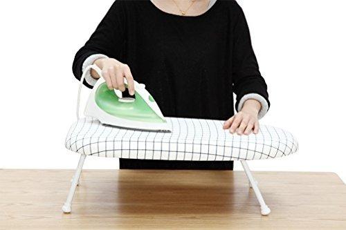 storagemaniac mesa de planchar con patas, plegable mesa de