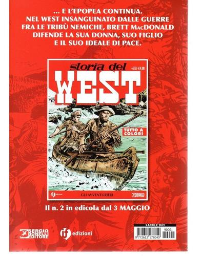 storia del west 1 - sbe 01 - bonellihq cx435 l19