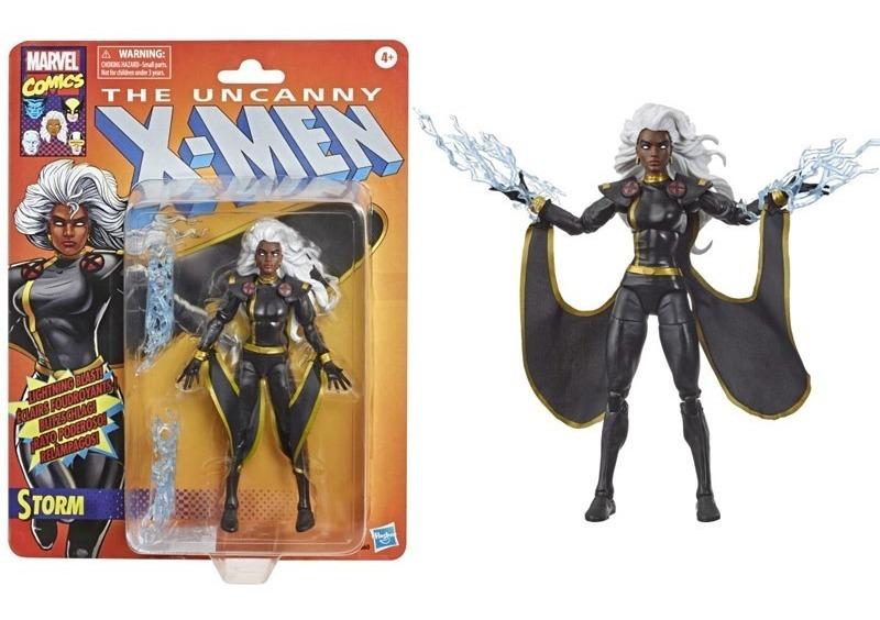 "Marvel Legends Uncanny X-Men-tormenta Retro 6/"" Figura De Acción"