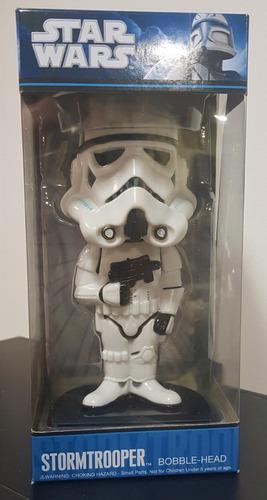 stormtrooper - star wars - bobble head