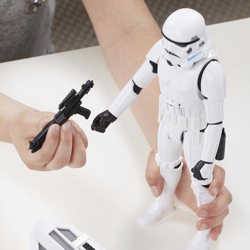 stormtroper interactivo star wars hasbro 30 cm