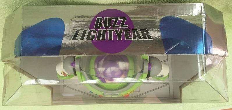 Story Buzz Lightyear Edicion Especial 23 Frases Brilla 31 Cm