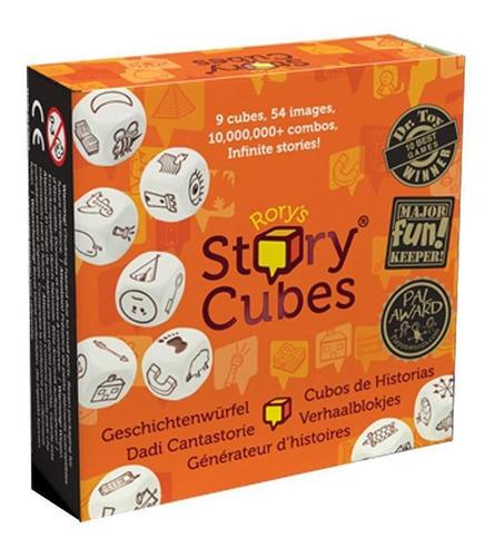 story cubes - mosca