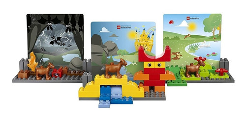 story tales. set de lectura inicial lego education