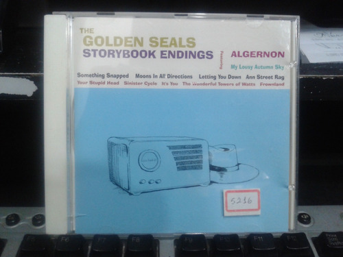 storybook endings - the golden seals