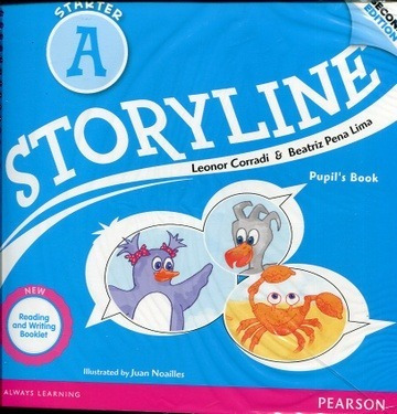 storyline starter a - pupil´s book 2nd edition - pearson