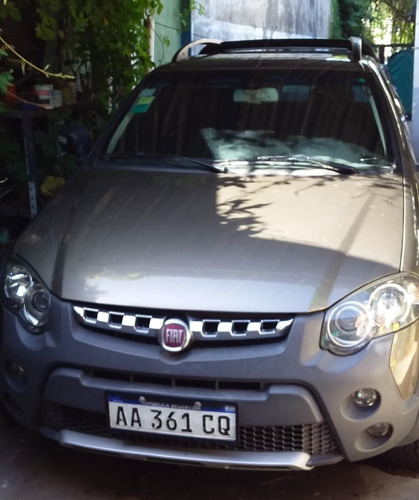 strada adventure 1.6 16v locker 2016 25800 km