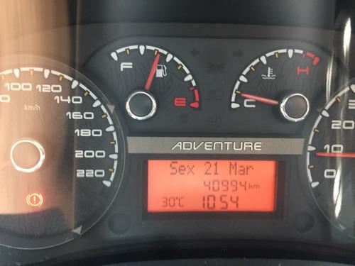 strada adventure 1.8 extreme completa 41.000km manual