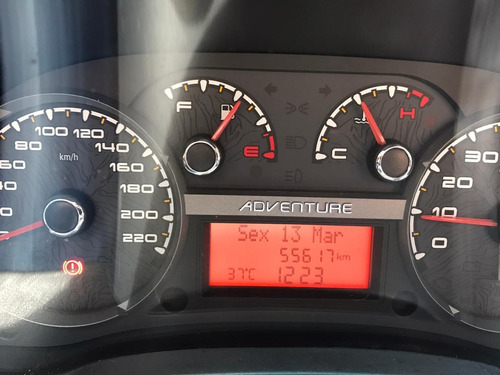 strada adventure 1.8 flex manual completa 55 mil km 1 dono