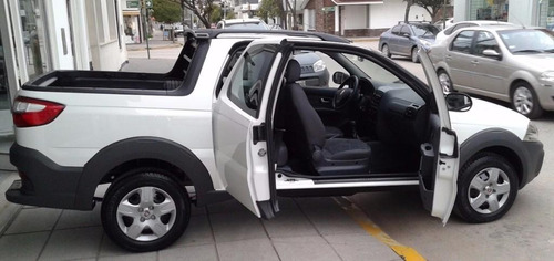 strada working 1.4, 3 puertas 0km anticipo $84.900 cuotas 0%