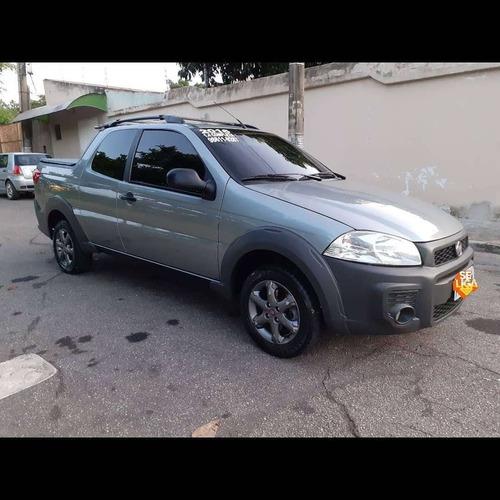 strada working cab. dupla 1.4 flex - 2016