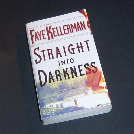 straight into darkness. faye kellerman