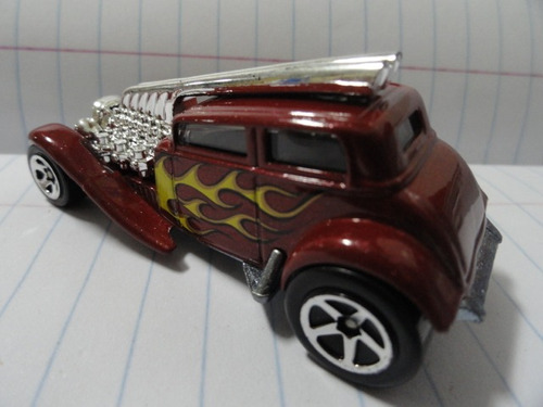 straight pipes hot rod da hot wheels