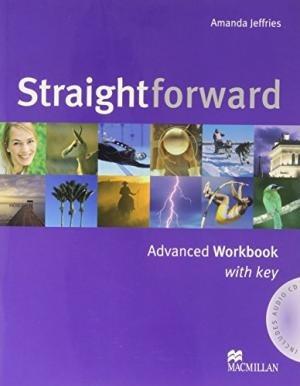 straightforward advanced workbook cd with key nuevo oferta