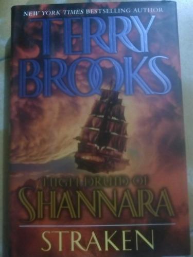 straken (high druid of shannara, book 3)