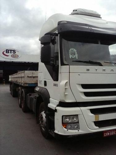 stralis 380 2011 6x2 *financiamos seu 1° caminhão *****