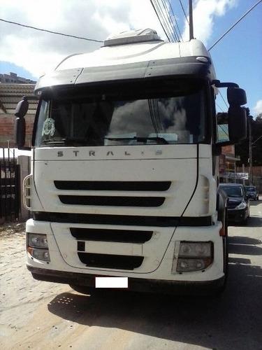 stralis 380 caminhão