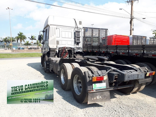 stralis 380 caminhão iveco