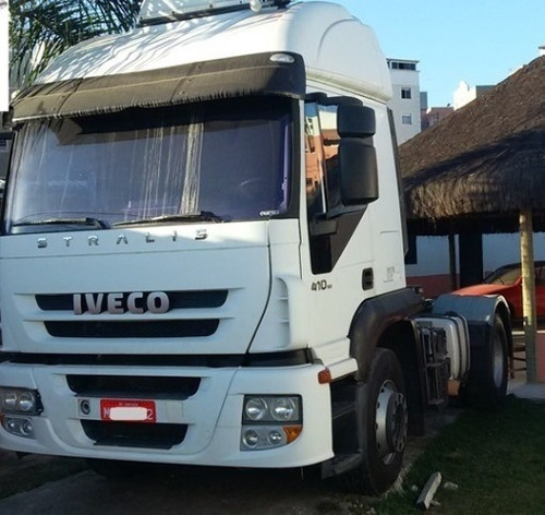 stralis 410 toco financio seu 1° caminhão entrada r$ 30.000