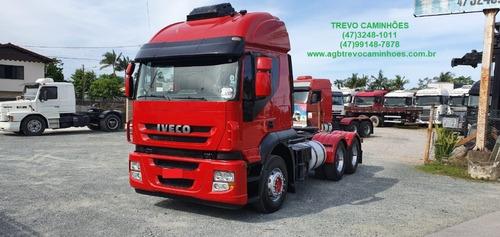 stralis 420 caminhão iveco