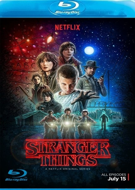 Stranger Things 2016 S01 Complete 720p WEBRip Hindi 5.1Ch ORG MKV
