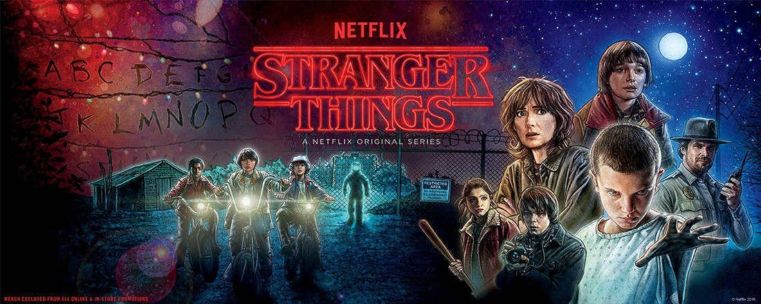 Stranger Things Saison 1